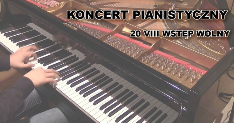 Koncert IX Padereweski Piano Academy